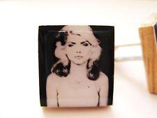 Blondie Cufflinks ~ Classic Debbie Harry Cufflinks pop rock cufflinks handmade
