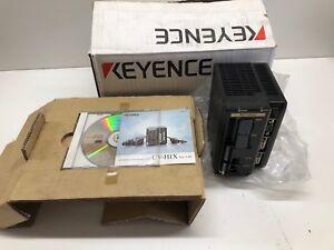 NOS! IN ORIGINAL BOX KEYENCE CV-X100RP CAMERA SENSOR / IMAGE CONTROLLER