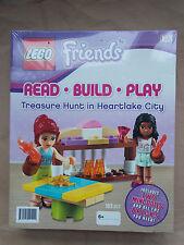 Nouveau lego friends chasse au trésor de heartlake city lire build play set mia & chloe