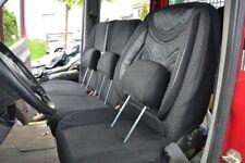 Maß Sitzbezüge Mercedes Sprinter ab 2006 > 1+2 Sitzbezug Schonbezug Nr3