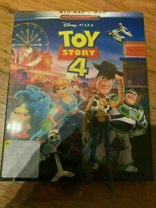 TOY STORY 4 - BLU RAY / DVD - BRAND NEW