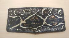 NEW Authentic SNAKE BOA Wallet bi-Fold Men Billfold Gator Original Slim Pocket