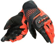 Guanto moto in pelle dainese carbon 3 short gloves