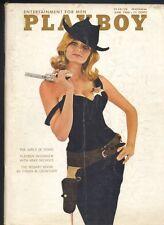 Playboy june 1966 ed.USA Kelly Burke  Vargas illustrazione