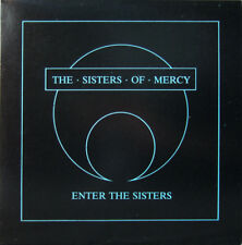 The Sisters Of Mercy ‎– Enter the Sisters Blue/Black Cover