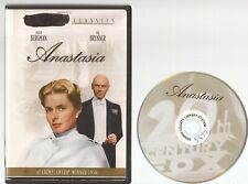 Anastasia (DVD) Ex Library Copy Disc & Cover Only Yul Brynner Ingrid Bergman