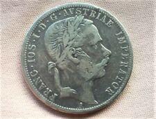 1 Florin / Gulden 1868 A - Kaiser Franz Joseph I - selten