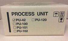 KYOCERA PU-42 TAMBURO DRUM PROCESS UNIT ORIGINALE PER FS-1000/FS-1010 X TK-17