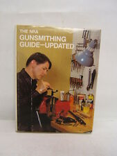 The NRA Gunsmithing Guide Updated 1982 Rare Hardcover Copy Free Shipping
