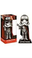 STAR WARS: Wacky Wobbler Captain Phasma E7 TFA Episode 7 The Force Awakens