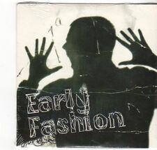 (EZ682) Early Fashion, Alison Smith - sealed DJ CD