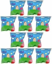 Peppa Pig Plush Clip On World of Peppa 10 Sealed Packs