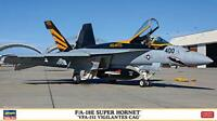 Hasegawa 1/72 US Navy F/A-18E Super Hornet VFA-151 Vigilantes CAG Plastic Model