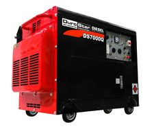 Portable Diesel Generator 120/240 Volt, Wireless Remote Start NEW FREE SHIPPING!