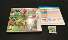 Mario Tennis Open Nintendo 3DS DS PAL ESPAÑOL