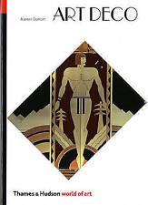 Art Deco by Alastair Duncan (Paperback, 1988)