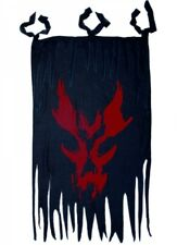 Moria Orks Banner - Herr Der Ringe Fahne orig. Replica 95x160 cm Neu!