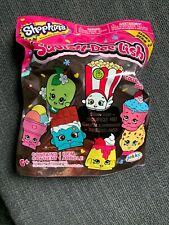New Blind Surprise Bag Shopkins Squish-Dee-Lish Series 3 Squishy Toy