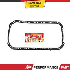 Oil Pan Gasket for 96-05 Honda Civic DX LX Del Sol 1.6L 1.7L SOHC D17A1 D16Y7