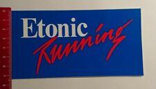 Aufkleber/Sticker: Etonic Running (090317107)