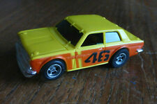 SUPER Aurora BRE DATSUN magnatraction-chassis cleaned, ho Tomy car afx