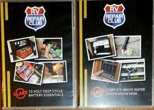 RV Repair Club 2-Dvd Set New