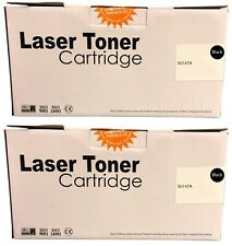 Compatible CLT-K503L Black Twin Toner Cartridges SU147A for Samsung C3010ND