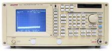Advantest R3131 Spectrum Analyzer 3 GHz spettro AM FM demod EMI filter