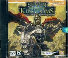 Seven Kingdoms: Завоеватели | Seven Kingdoms: Conquest | PC DVD RUSSIAN