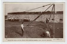 REPOSITORY DRILL, R.M.A. EASTNEY BARRACKS: Hampshire postcard (C35721)