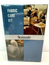 Stainsafe Furniture Fabric Care Kit Clean Protector & Application Cloth *SEALED*