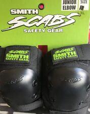 Nip Smith Scabs Safety Gear Junior Elbow Pad Set Jr/L/Xl