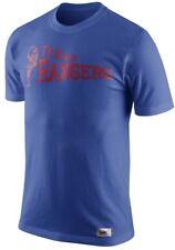 Texas Rangers Nike Cooperstown Pennant Jersey Shirt XXL 2XL Baseball MLB