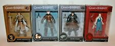 "Lot of 4 Funko Legacy 6"" Figures GAME OF THRONES Series 2 JAIME DANI BRIENNE ROB"