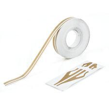 12mm Striping Pin Stripe Steamline DOUBLE LINE Tape Car Body Vinyl Sticker Decal