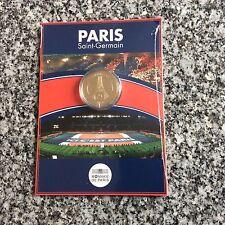 Blister 1 1/2 € France 2012 Métal Cu Al Ni - Paris St Germain