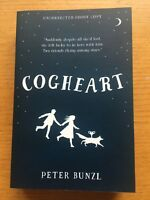 Cogheart by Peter Bunzl - UNCORRECTED PROOF COPY - RARE & Brand New