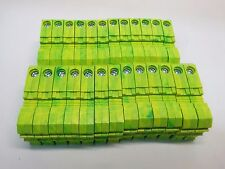 25 Stk ABB PE-Klemme SMISSLINE. 10mm2 ZLS815 Schutzleiterklemme PE Einzelklemme