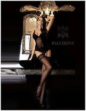 Damenstrümpfe Spitze für glamouröse Anlässe keine Mehrstückpackung