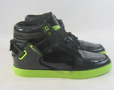 Mid  Rise Shoes adidas black green g21528 men shoes Size. 8.5  p
