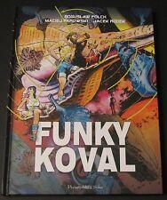 komiks, Polch, Parowski, Rodek, Funky Koval