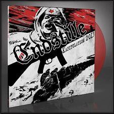 ENDSTILLE - KAPITULATION LP (TRANSPARENT RED LIMITED 200 COPIES) RAGNAROK,1349