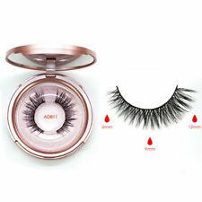 Magnetic liquid Eyeliner with Magnetic False Eyelashes Easy to Wear Lashes Sets