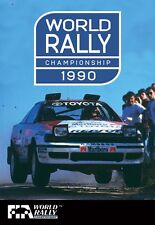 World Rally Championship - Review 1990 (New DVD) FIA WRC Kankkunen Sainz Auriol