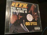 Funkmaster Flex – The Mix Tape Volume II (60 Minutes Of Funk) CD Method Man