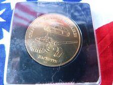 Monnaie de Paris - Pièce de la collection chars et véhicules militaires HACHETTE