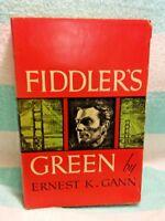 Fiddlers Green by Ernest K Gann 1950 Book Club Edition