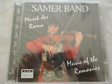 Samer Band - Musik der Roma - Music of the Romanies - CD Neu & OVP NEW & Sealed
