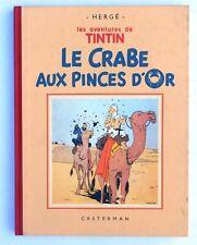 Tintin. Le Crabe aux Pinces d'Or.. Fac-similé de l'édition noir et blanc de 1941