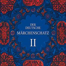 CD Le allemande Märchenschatz 2 Lus de Sven Görtz 4CDs
